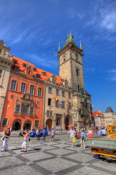Prague central square hawkins photo alchemy for Central prague