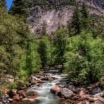 Roaring River Kings Canyon NP