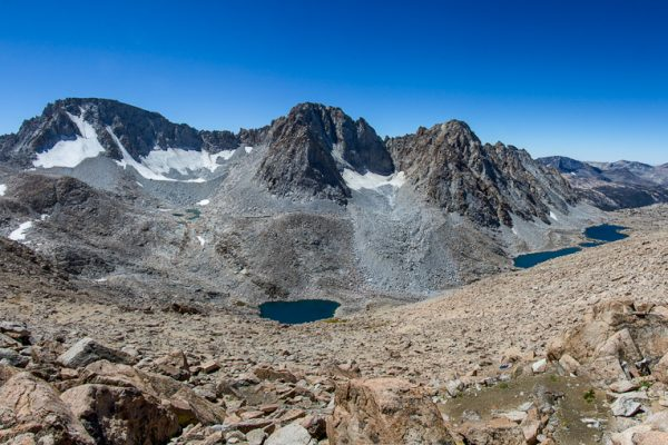 High Sierra Nevada Loop: North Lake to South Lake