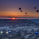 Cappadocia First Light
