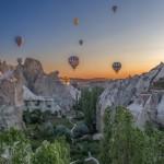 Cappadocia Cruising the Canyon