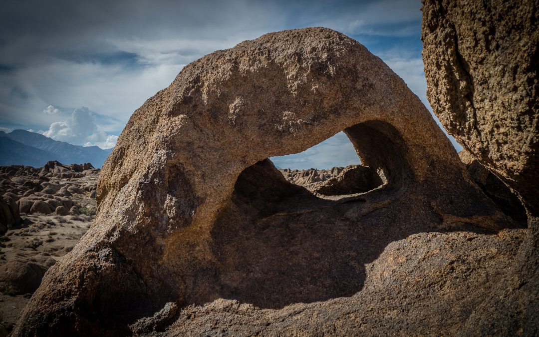 Alabama Hills – In California?