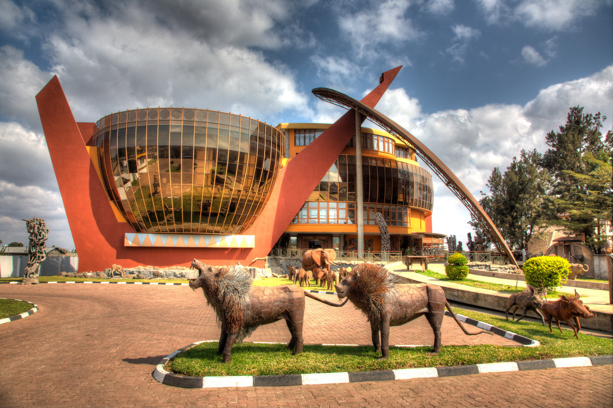 Arusha Cultural Heritage Center