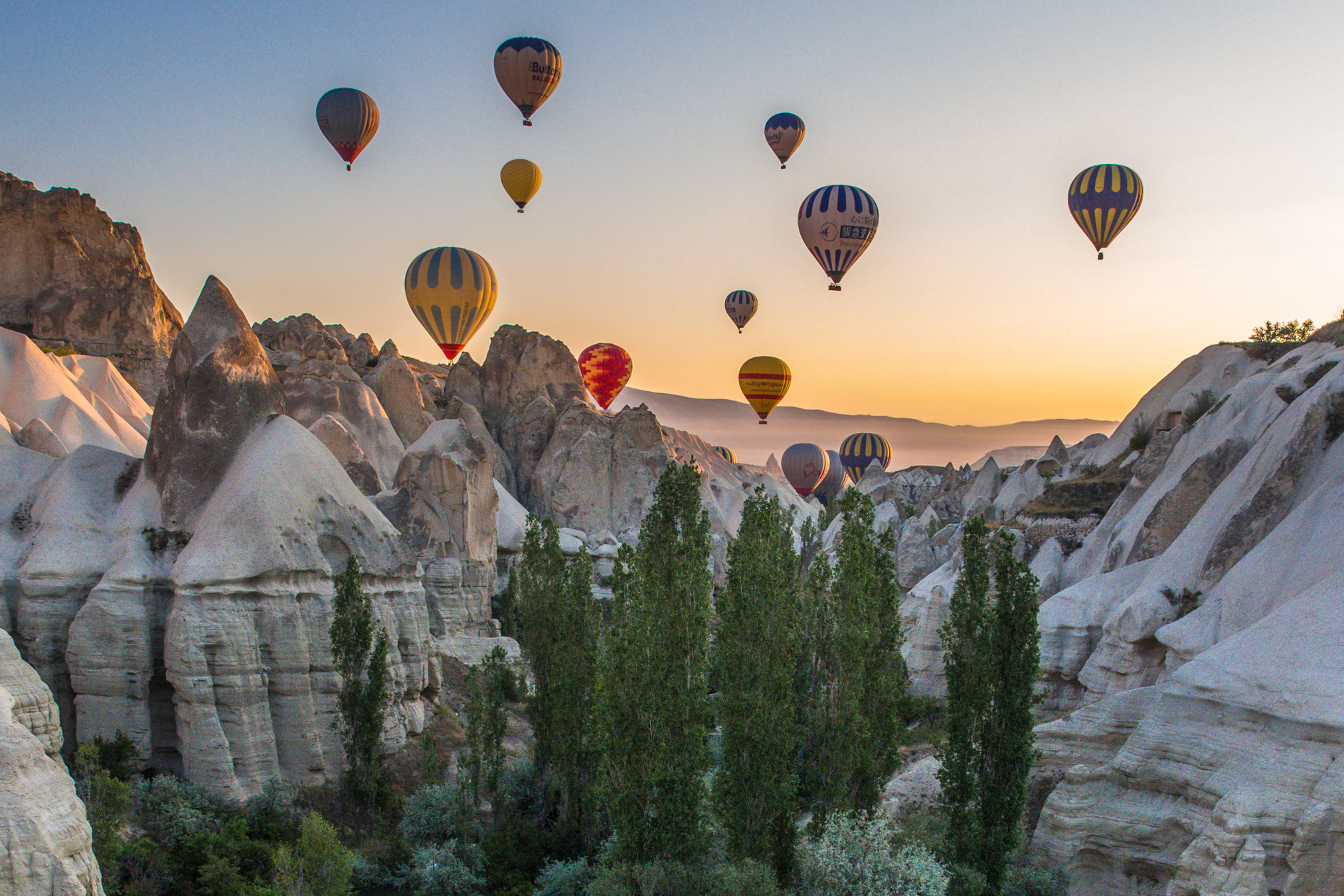 Cappadocia Race to the Sun