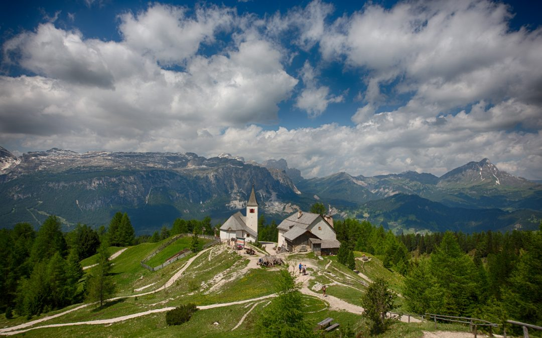 Alta Badia : The Italian Dolomites, Heaven on Earth?