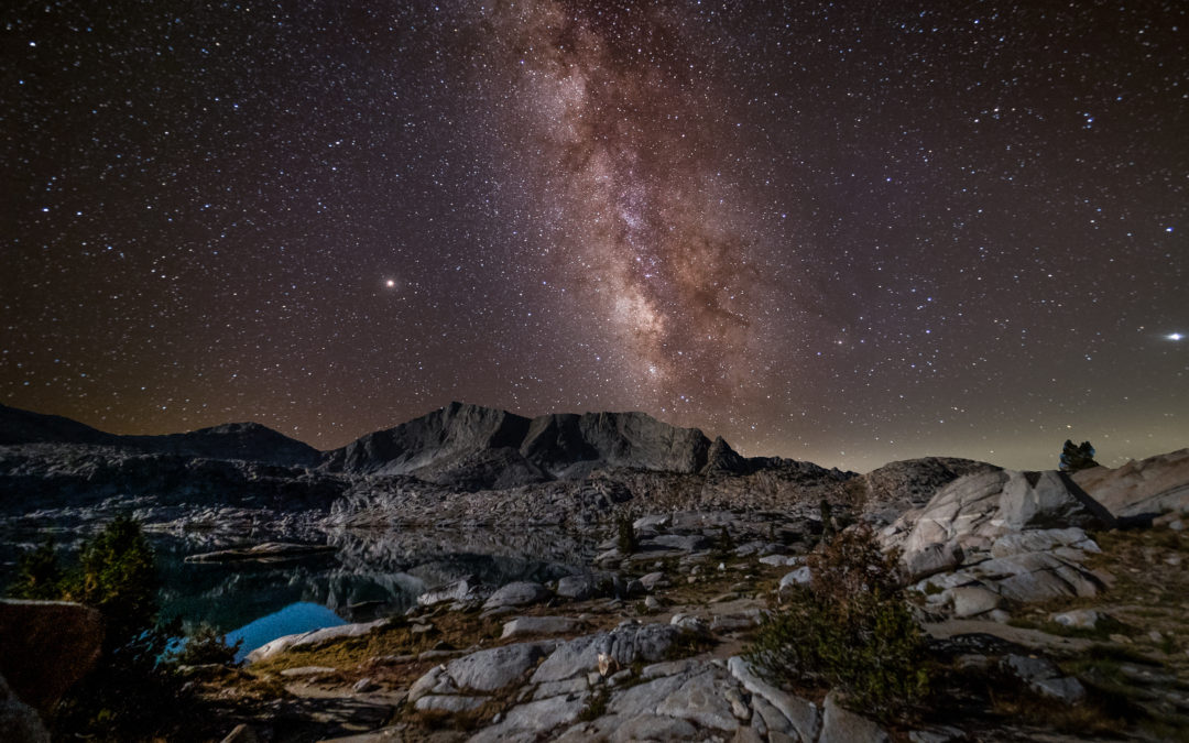 Sierra Night Sky